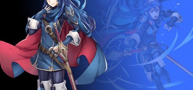 fire emblem heroes lucina