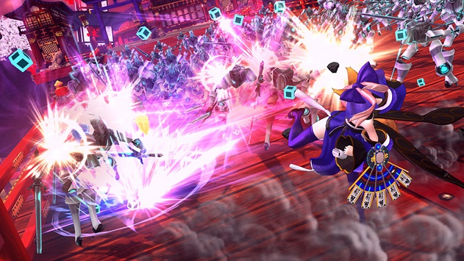 review fate extella game
