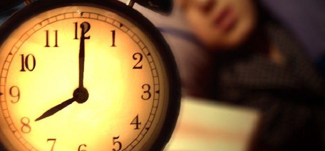 the benefits of sleeping early
