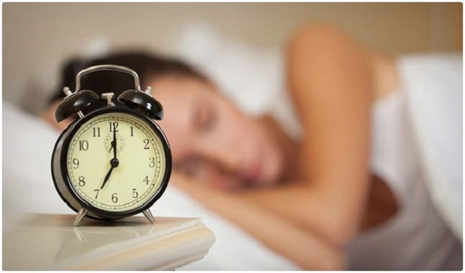 the importance of sleeping early