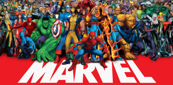best marvel characters