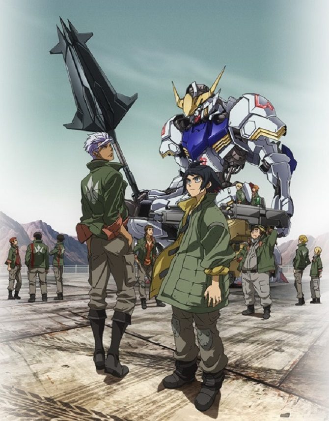 gundam iron blooded orphans