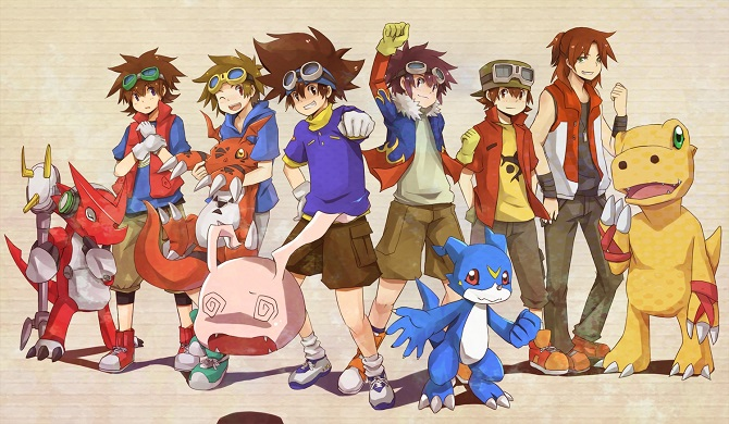 best digimon series