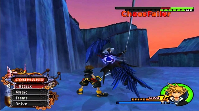 sephiroth kingdom hearts ii