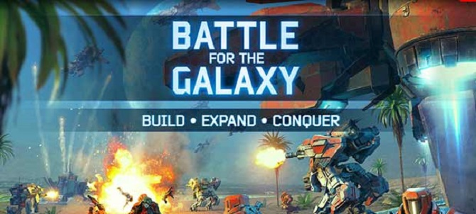 Battle for the galaxy general information