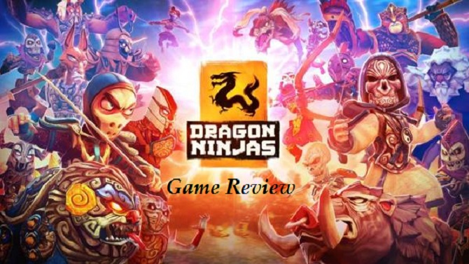dragon ninjas game review