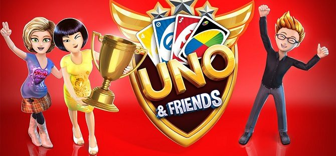 uno and friends game guide