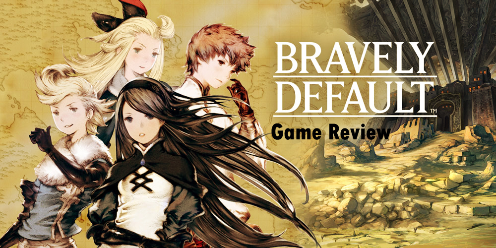 bravely default game review