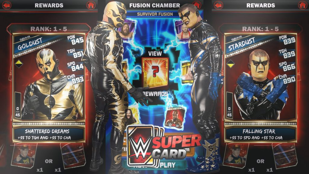 wwe supercard gameplay