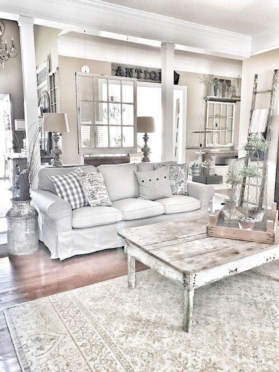 Shabby Chic Furniture decoration