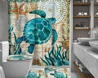 nautical bathroom diy decor ideas
