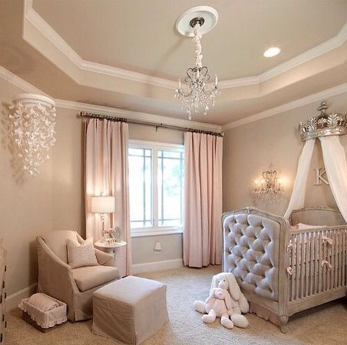 Hollywood Glam Babby Bedroom